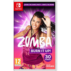 SW ZUMBA: BURN IT UP