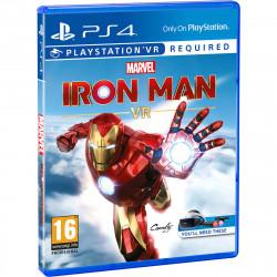 PS4 MARVEL'S IRON MAN