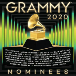 2020 GRAMMY® NOMINEES - 2CD -
