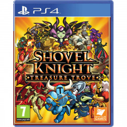 PS4 SHOVEL KNIGHT: TREASURE...