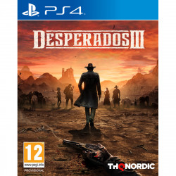 PS4 DESPERADOS III