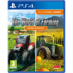 PS4 THE WORLD OF FARMING