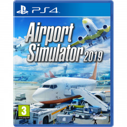 PS4 AIRPORT SIMULATOR 2019