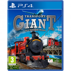 PS4 TRANSPORT GIANT: GOLD...