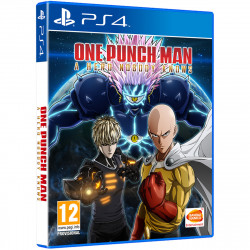 PS4 ONE PUNCH MAN: A HERO...