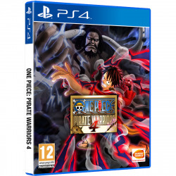 PS4 ONE PIECE PIRATE...