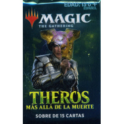 MAGIC THEROS MAS ALLA DE LA...
