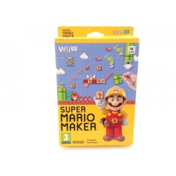 WIIU SUPER MARIO MAKER + GUIA