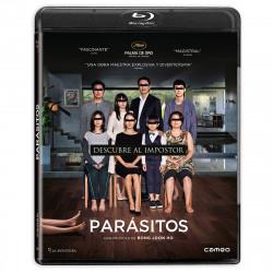PARÁSITOS (BLU-RAY)