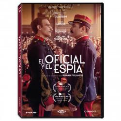 EL OFICIAL Y EL ESPÍA (DVD)