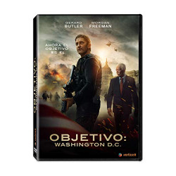 DVD OBJETIVO: WASHINGTON D.C.