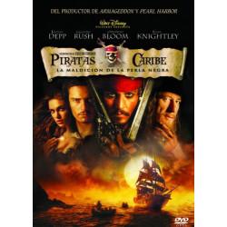 DVD PIRATAS DEL CARIBE, LA...