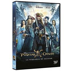 DVD PIRATAS DEL CARIBE 5,...