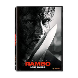 DVD RAMBO, LAST BLOOD