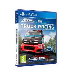 PS4 TRUCK RACING...
