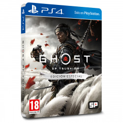 PS4 GHOST OF TSUSHIMA...