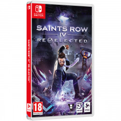 SW SAINTS ROW IV RE-ELECTED