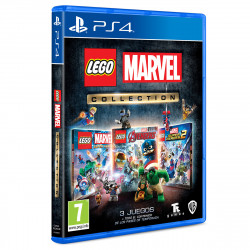 PS4 LEGO MARVEL COLLECTION