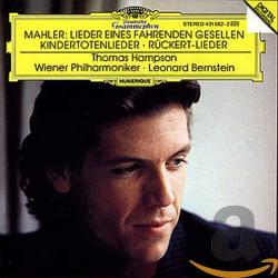 MAHLER - 3 CICLOS LIEDER
