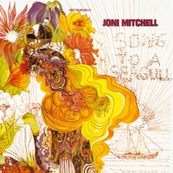 JONI MITCHEL - SONG TO A...