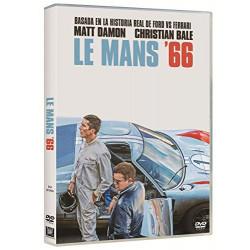 DVD LE MANS '66 - LE MAND '66