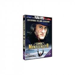 DVD EL CONDE DE MONTECRISTO...