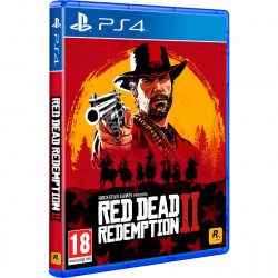 PS4 RED DEAD REDEMPTION 2 -...