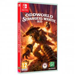 SW ODDWORLD: STRANGER'S...