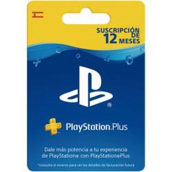 PS4 TARJETA PLUS CARD 365...