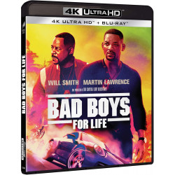 BAD BOYS FOR LIFE (4K UHD +...
