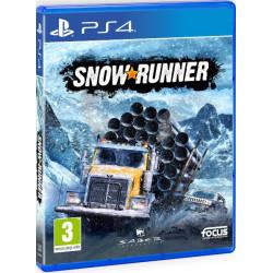 PS4 SNOW RUNNER