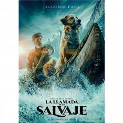 LA LLAMADA DE LO SALVAJE (DVD)