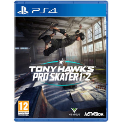 PS4 TONY HAWK'S PRO SKATER 1+2