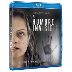 EL HOMBRE INVISIBLE (BLU-RAY)