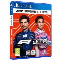 PS4 FORMULA 1 2020 SEVENTY...