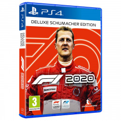PS4 FORMULA 1 2020 DELUXE...