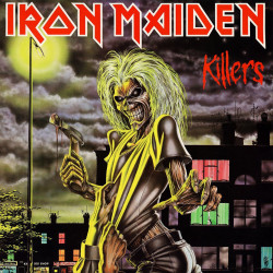 IRON MAIDEN - KILLERS...