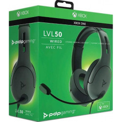 XBOX - PDP WIRED HEADSET...