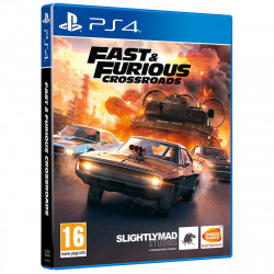 PS4 FAST & FURIOUS CROSSROADS