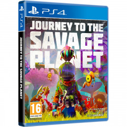 PS4 JOURNEY TO THE SAVAGE...