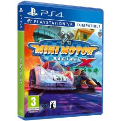 PS4 MINI MOTOR RACING X (VR)