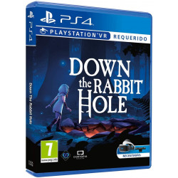 PS4 DOWN THE RABBIT HOLE (VR)