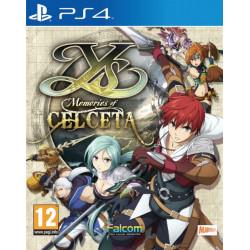 PS4 YS MEMORIES OF CELCETA