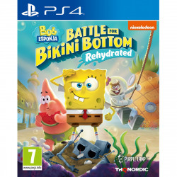 PS4 BOB ESPONJA: BATTLE FOR...