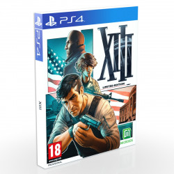 PS4 XIII LIMITED EDITION