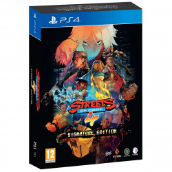 PS4 STREETS OF RAGE 4 -...