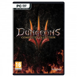 PC DUNGEONS 3 COMPLETE...
