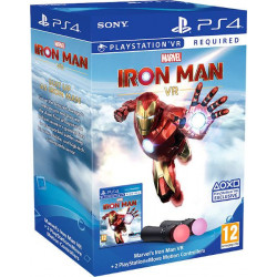 PSVR MARVEL'S IRON MAN (VR)...