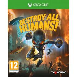 XONE DESTROY ALL HUMANS!
