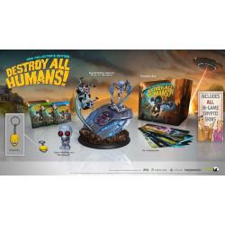 PS4 DESTROY ALL HUMANS! DNA...